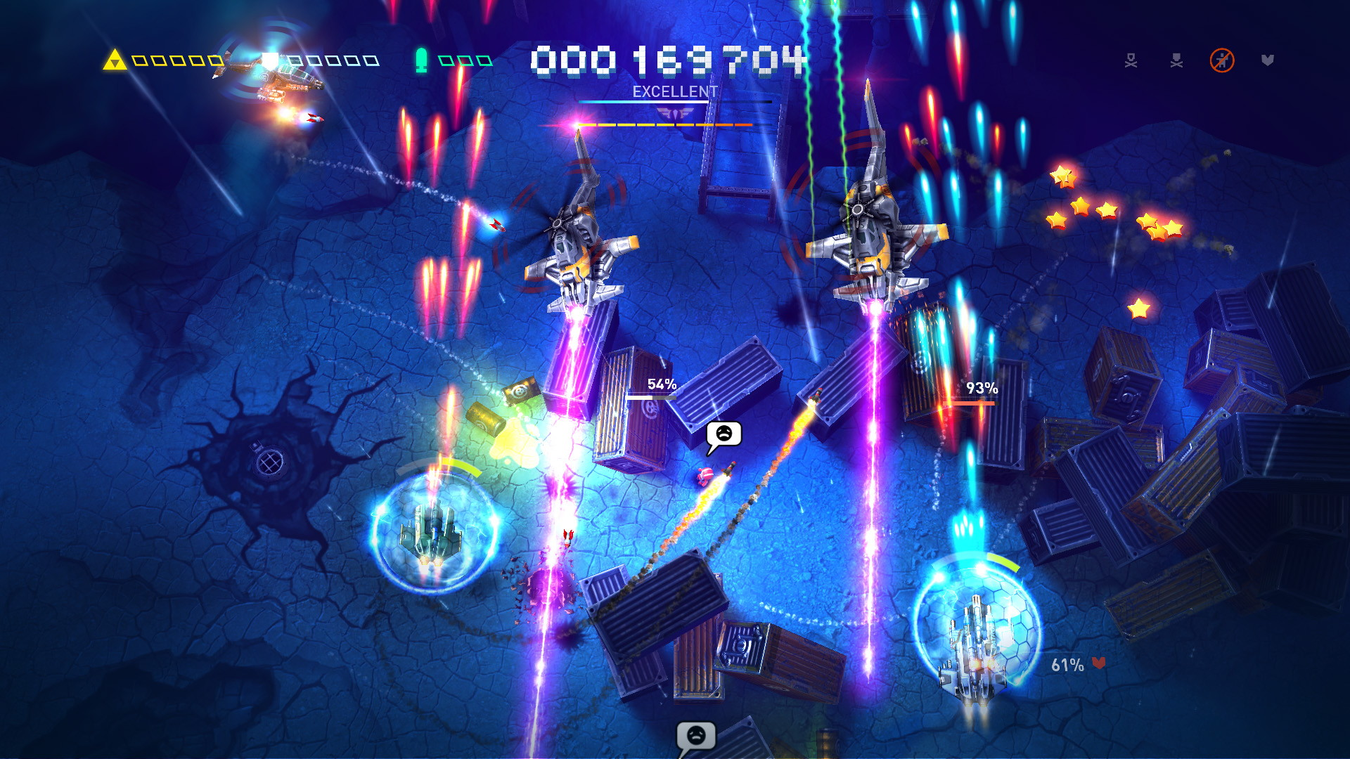 Sky Force Reloaded - screenshot 3