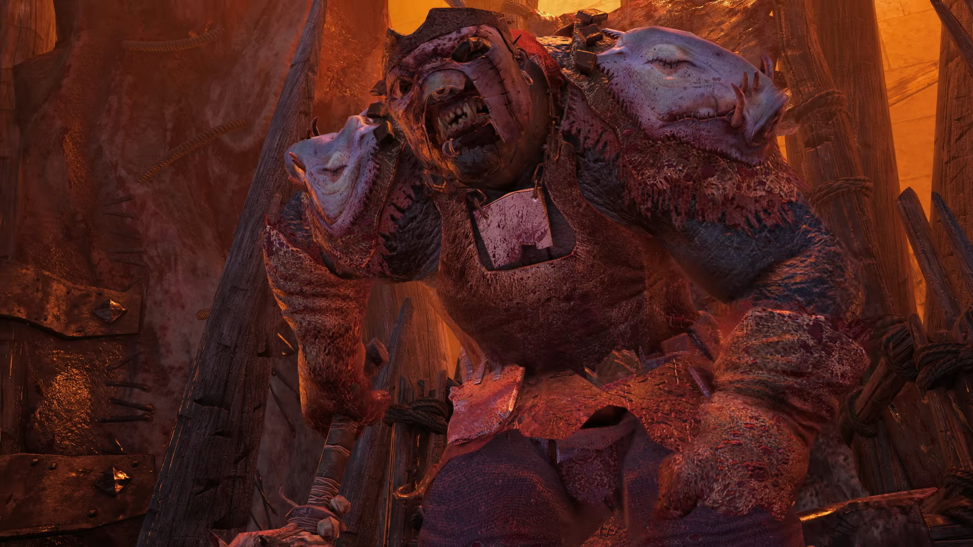 Middle-Earth: Shadow of War - Slaughter Tribe Nemesis Expansion - screenshot 2
