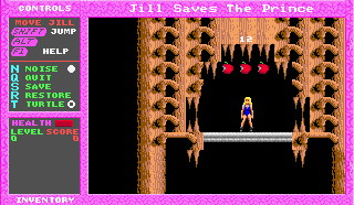 Jill of the Jungle 3: Jill Saves the Prince - screenshot 14