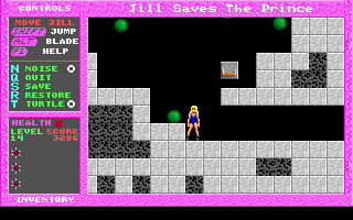 Jill of the Jungle 3: Jill Saves the Prince - screenshot 10