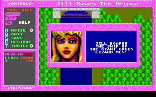 Jill of the Jungle 3: Jill Saves the Prince - screenshot 8
