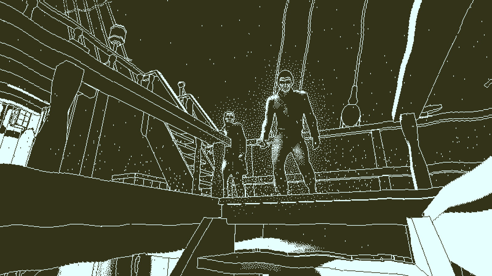 Return of the Obra Dinn - screenshot 2