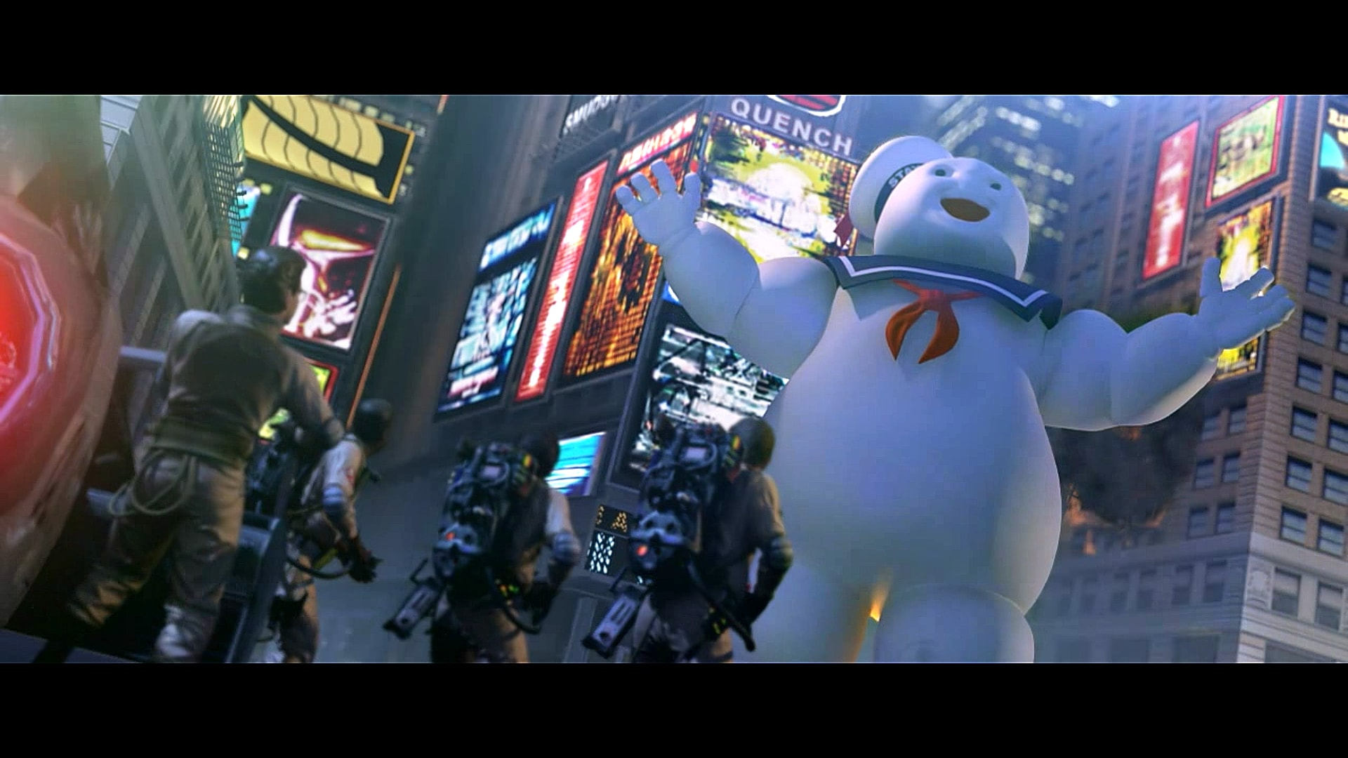 Ghostbusters: The Video Game - Remastered - screenshot 3