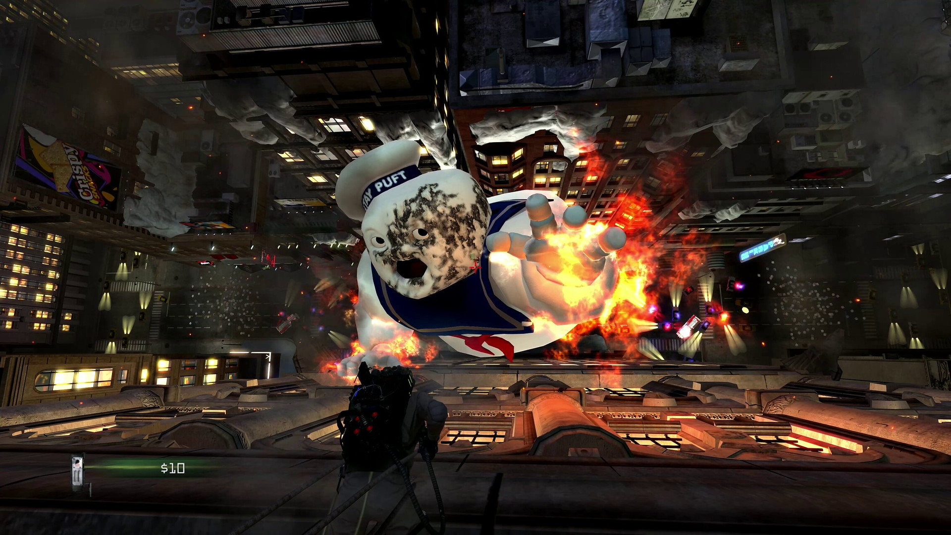 Ghostbusters: The Video Game - Remastered - screenshot 1