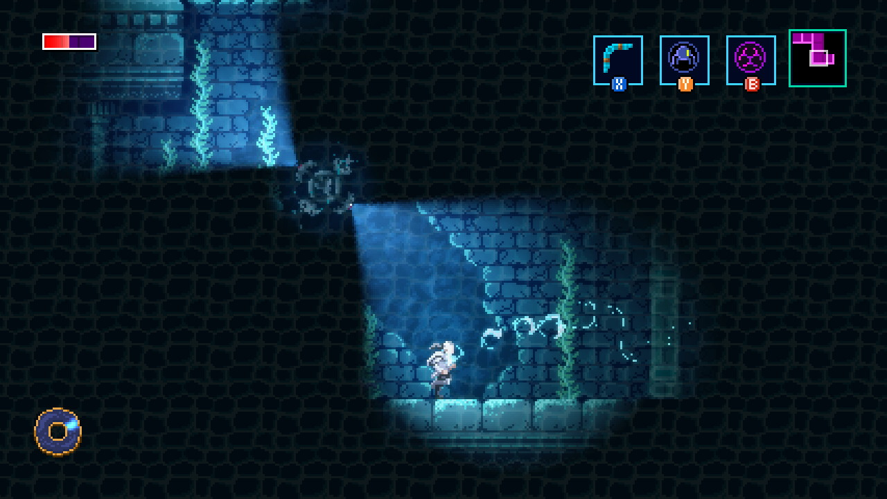 Axiom Verge 2 - screenshot 2