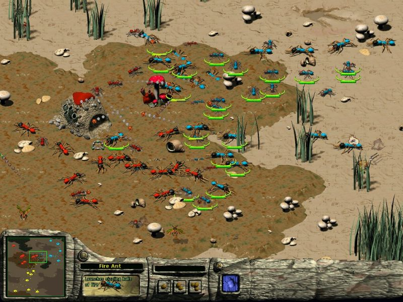 Swarm Rampage - screenshot 4