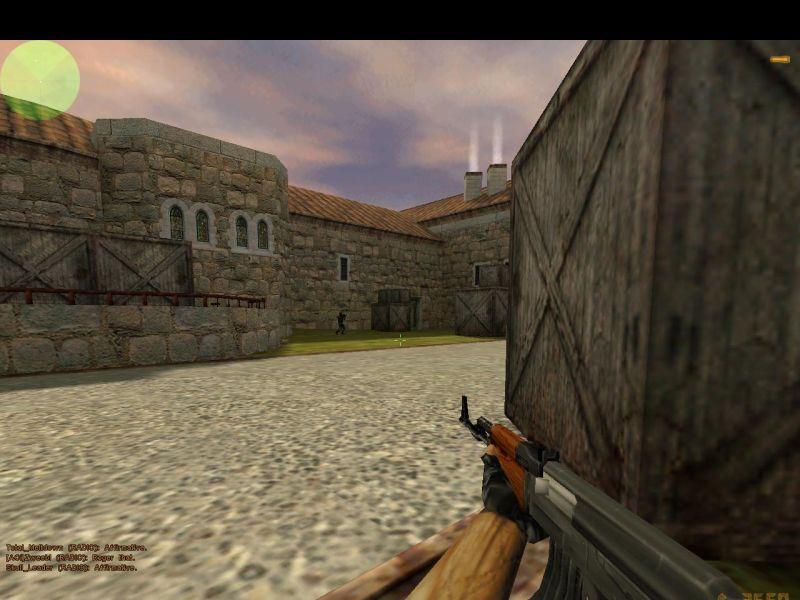 Counter-Strike 1.6 2711
