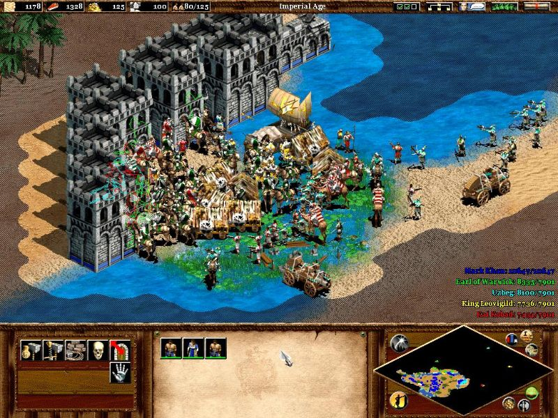 Age of Empires 2: The Age of Kings - screenshot 8