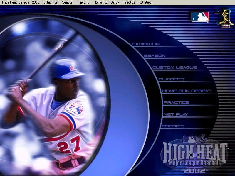 High Heat Major League Baseball 2002 - screenshot 8