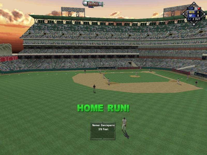 High Heat Major League Baseball 2002 - screenshot 1