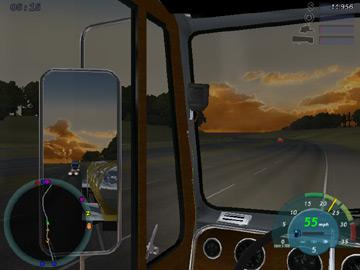 18 Wheels of Steel: Convoy - screenshot 3