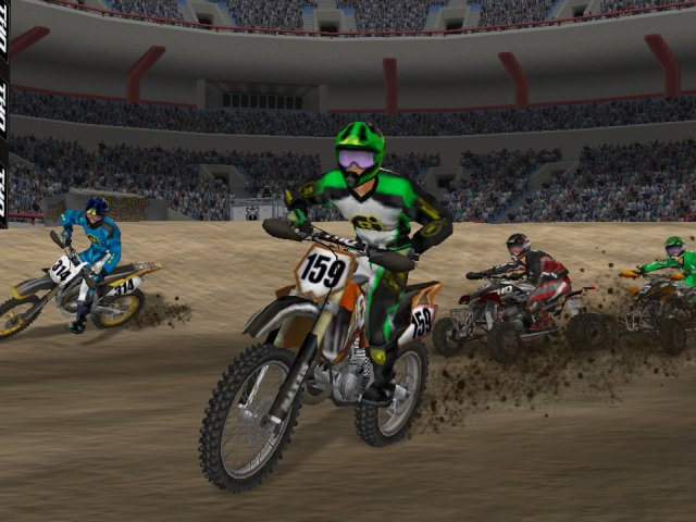 MX vs. ATV Unleashed 56802