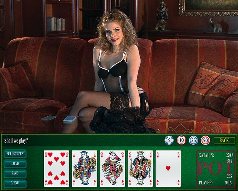 Strip poker sex videos hamilton the