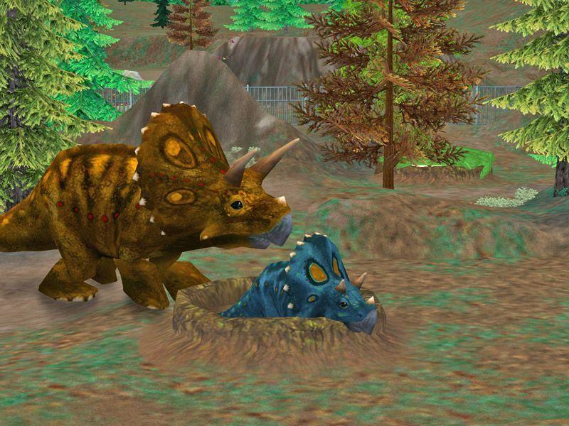 Zoo Tycoon 2 Dino Dang...