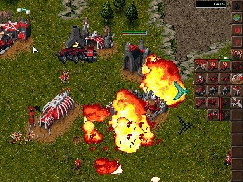 KKND: Krush, Kill 'N' Destroy - screenshot 4