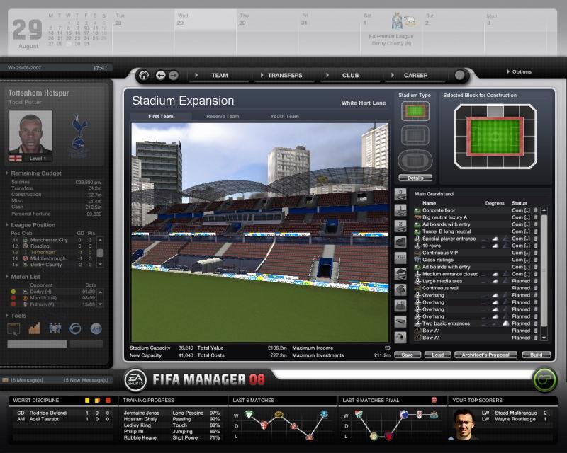 FIFA Manager 10 прохождение, коды, скачать патчи, трейнеры.