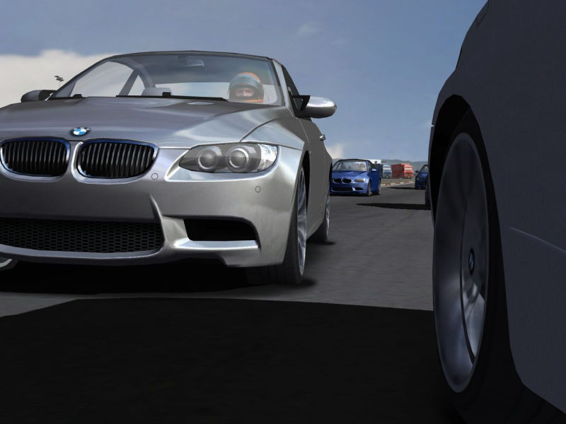 BMW M3 Challenge 92178