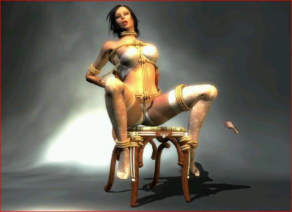 Stripper makeup artist