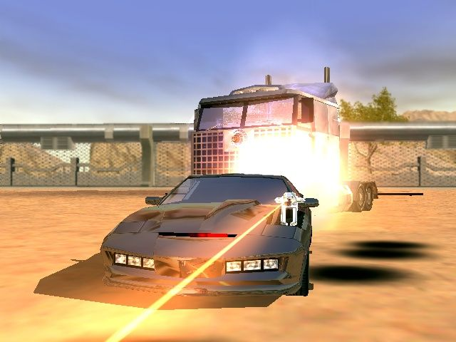 Knight Rider 2 - The Game 9560