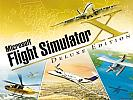 Microsoft Flight Simulator X Deluxe Edition - wallpaper