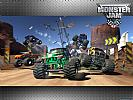 Monster Jam - wallpaper