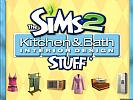The Sims 2: Kitchen & Bath Interior Design Stuff - wallpaper