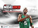 NBA 2K9 - wallpaper