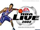 NBA Live 2002 - wallpaper
