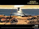 Heroes Chronicles 1: Warlords of the Wasteland - wallpaper