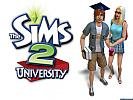 The Sims 2: University - wallpaper #7