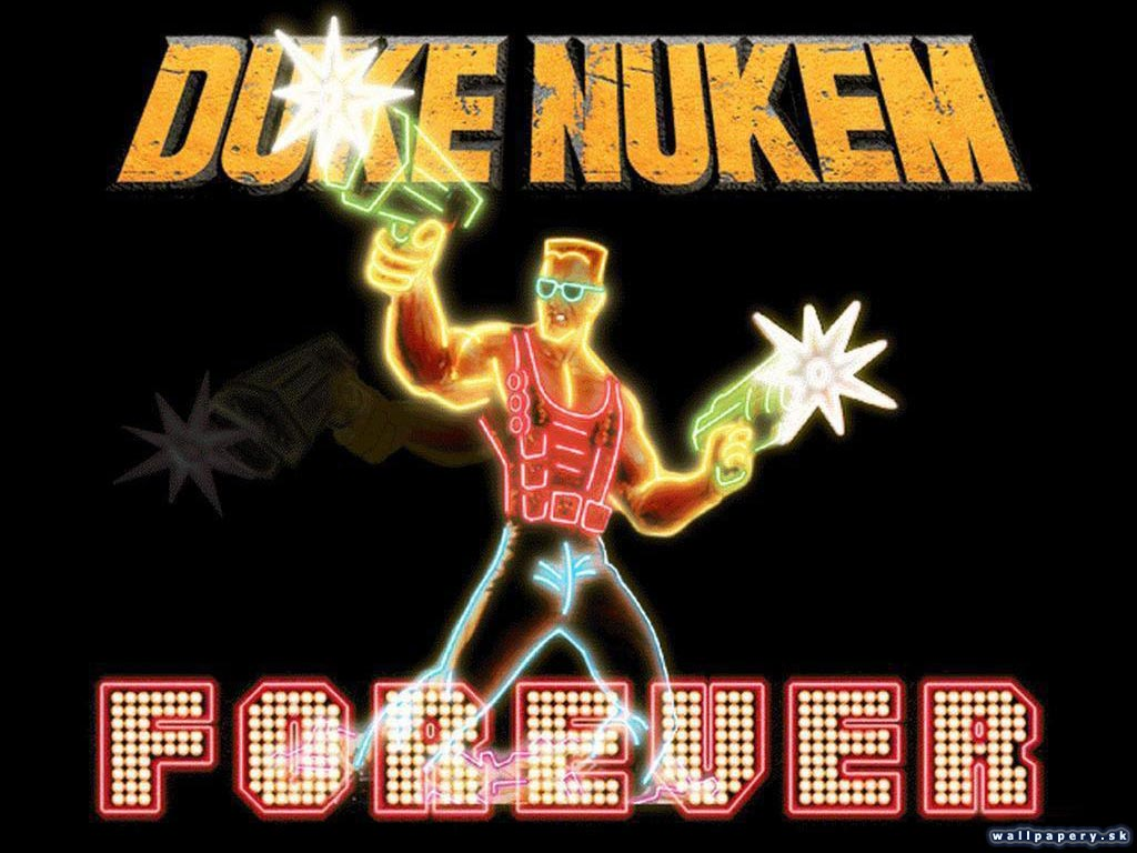 Duke Nukem Forever - wallpaper 7