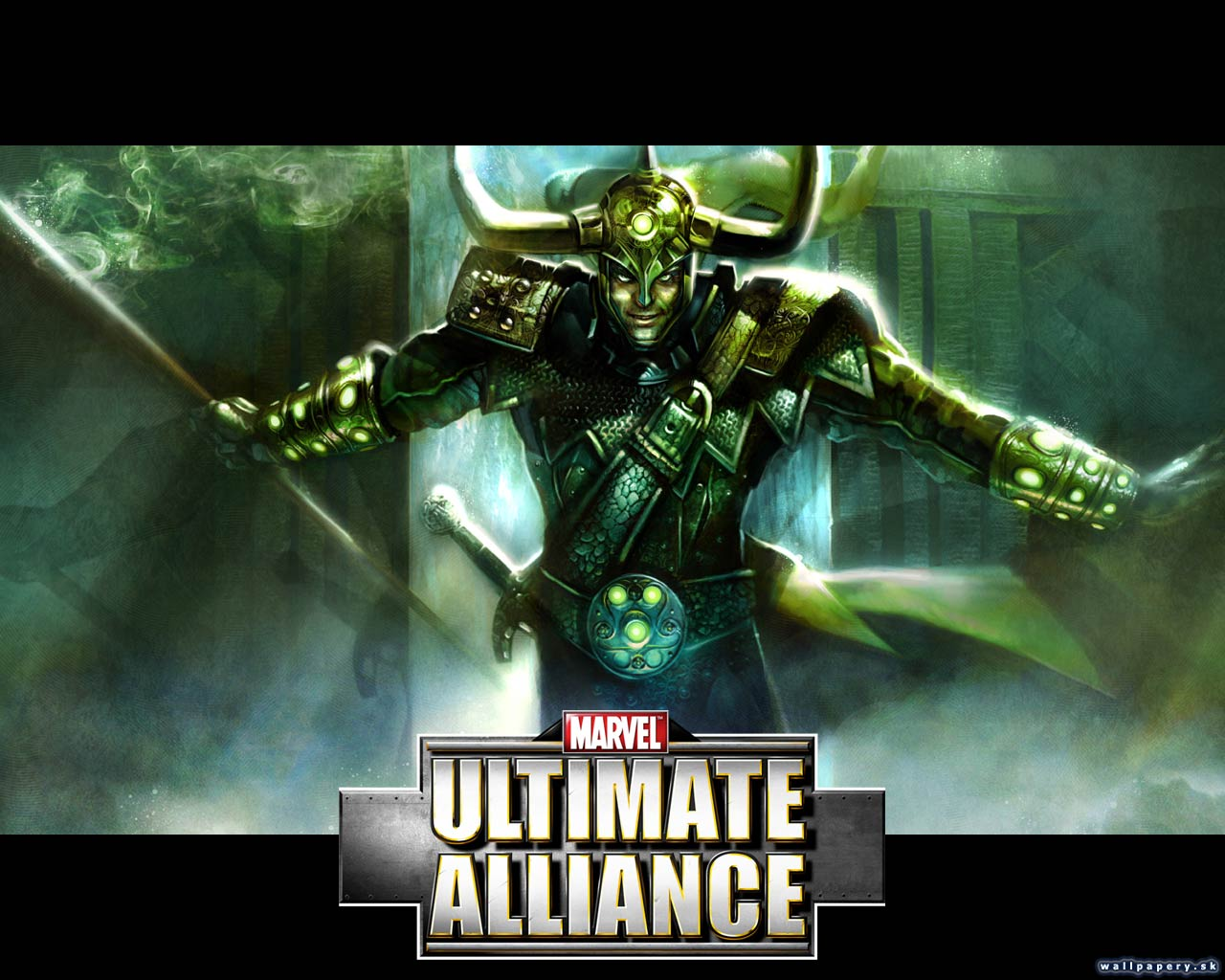 Marvel: Ultimate Alliance - wallpaper 13