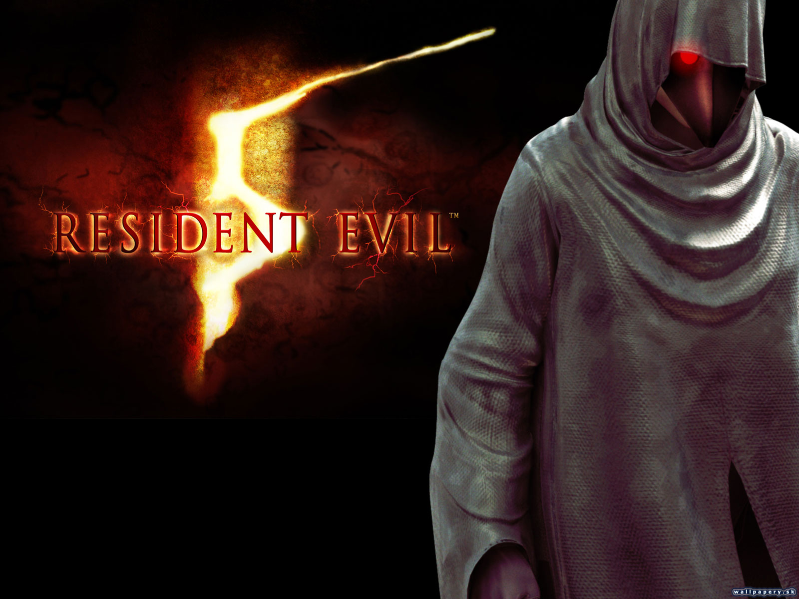 B Resident Evil 5 product key - tehPARADOX.