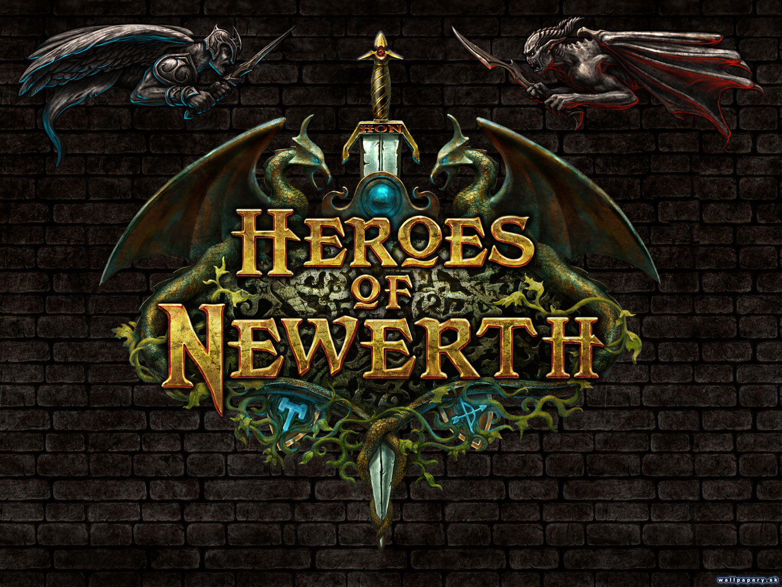 Heroes of Newerth - wallpaper 4