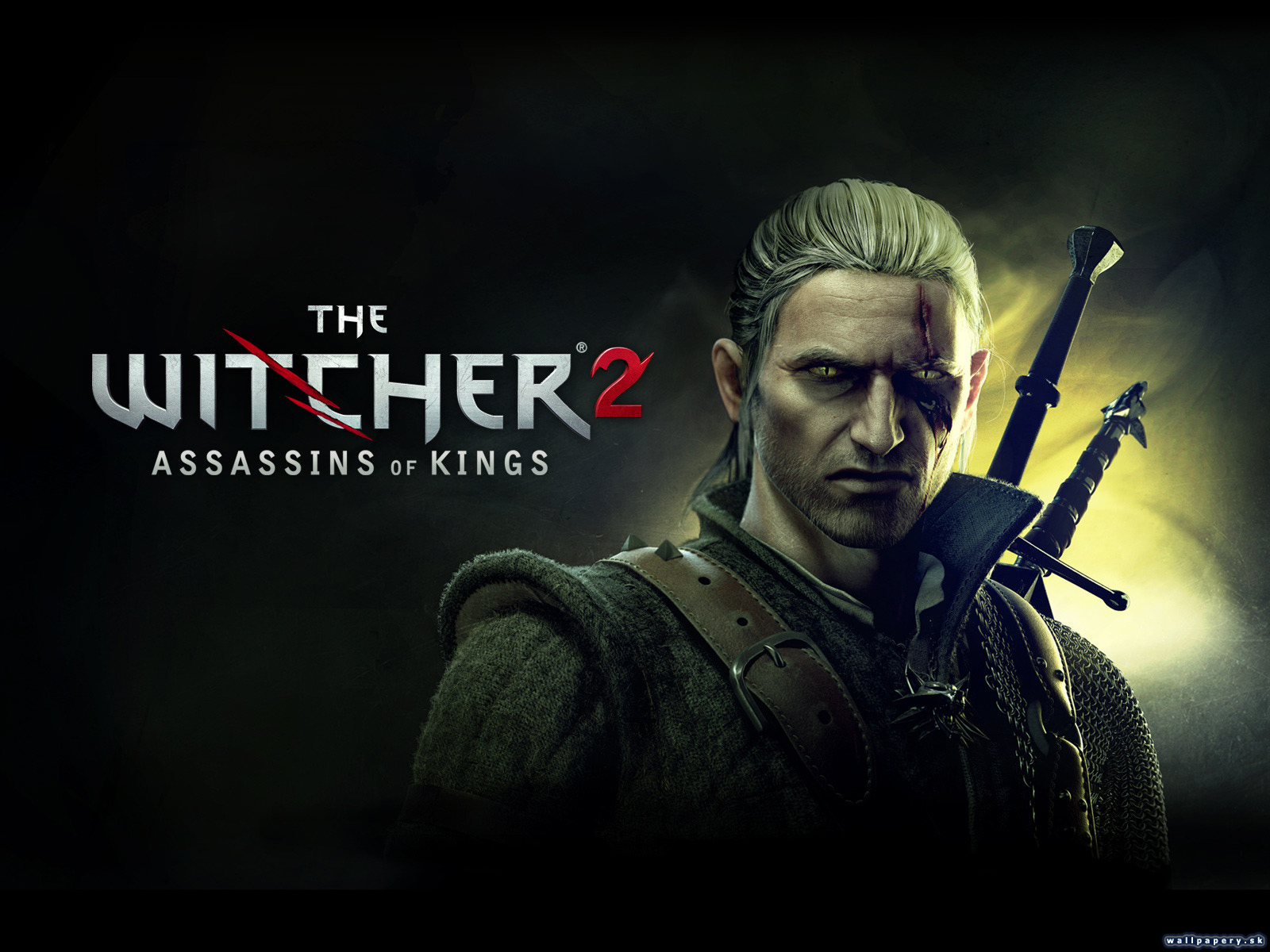 The Witcher 2: Assassins of Kings - wallpaper 1