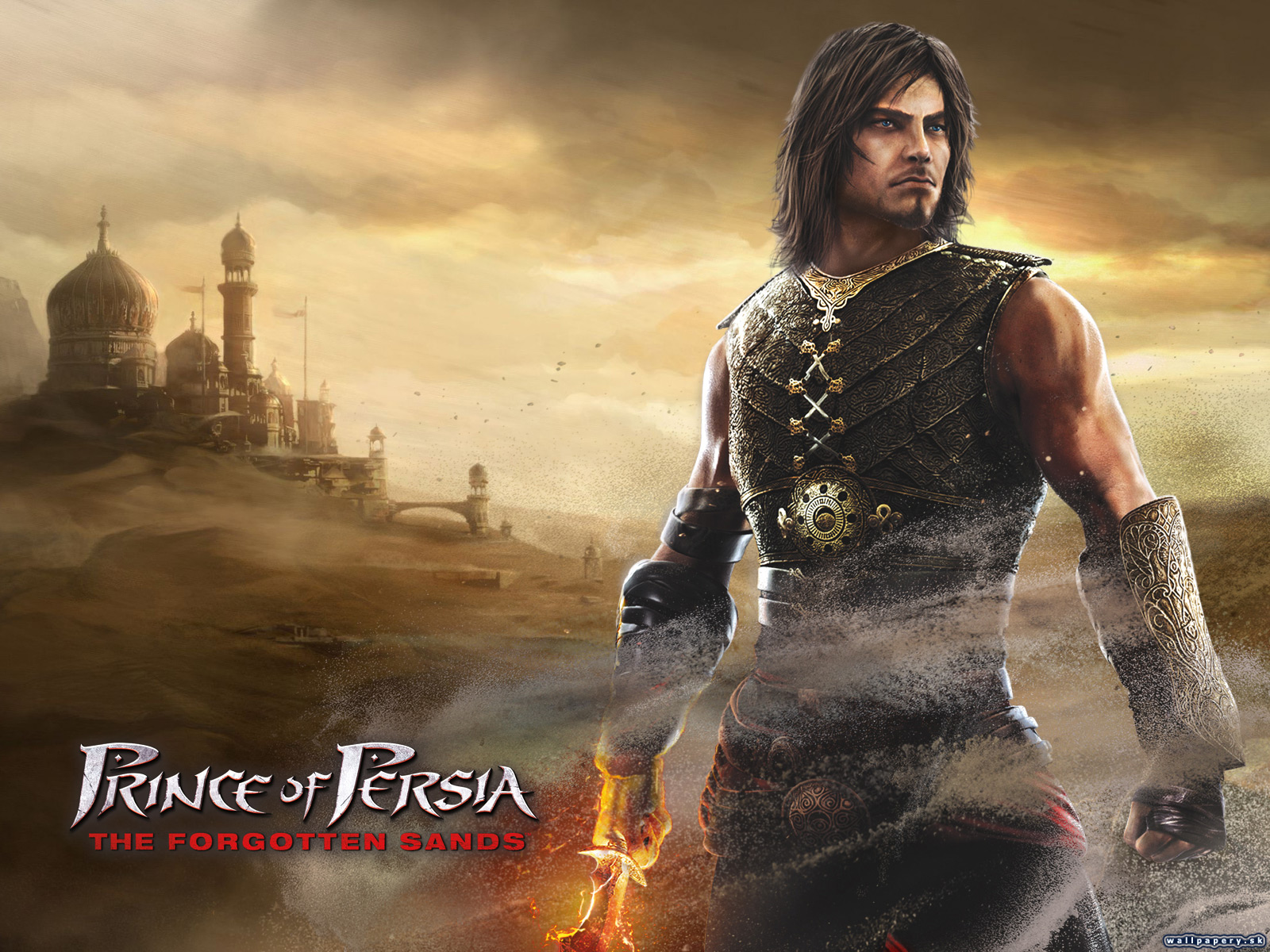 Prince of Persia: The Forgotten Sands - wallpaper 1 ...