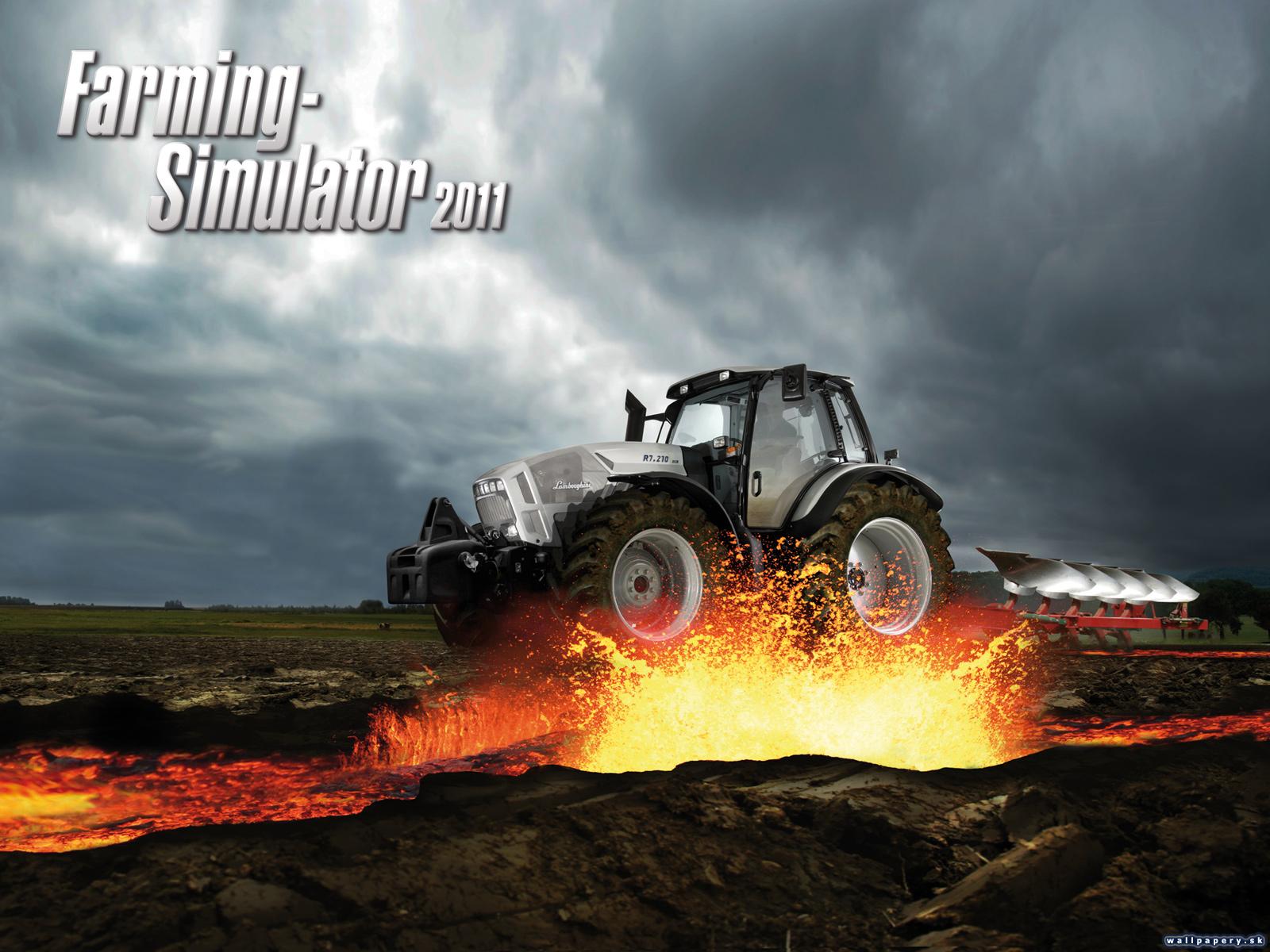 Landwirtschafts simulator 2011