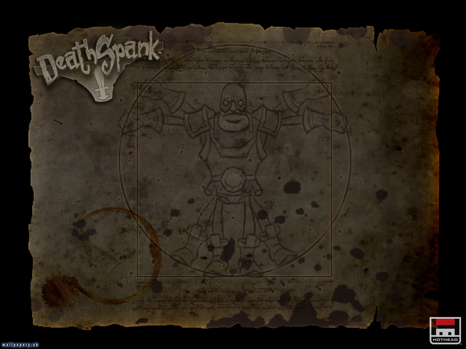 DeathSpank - wallpaper 15