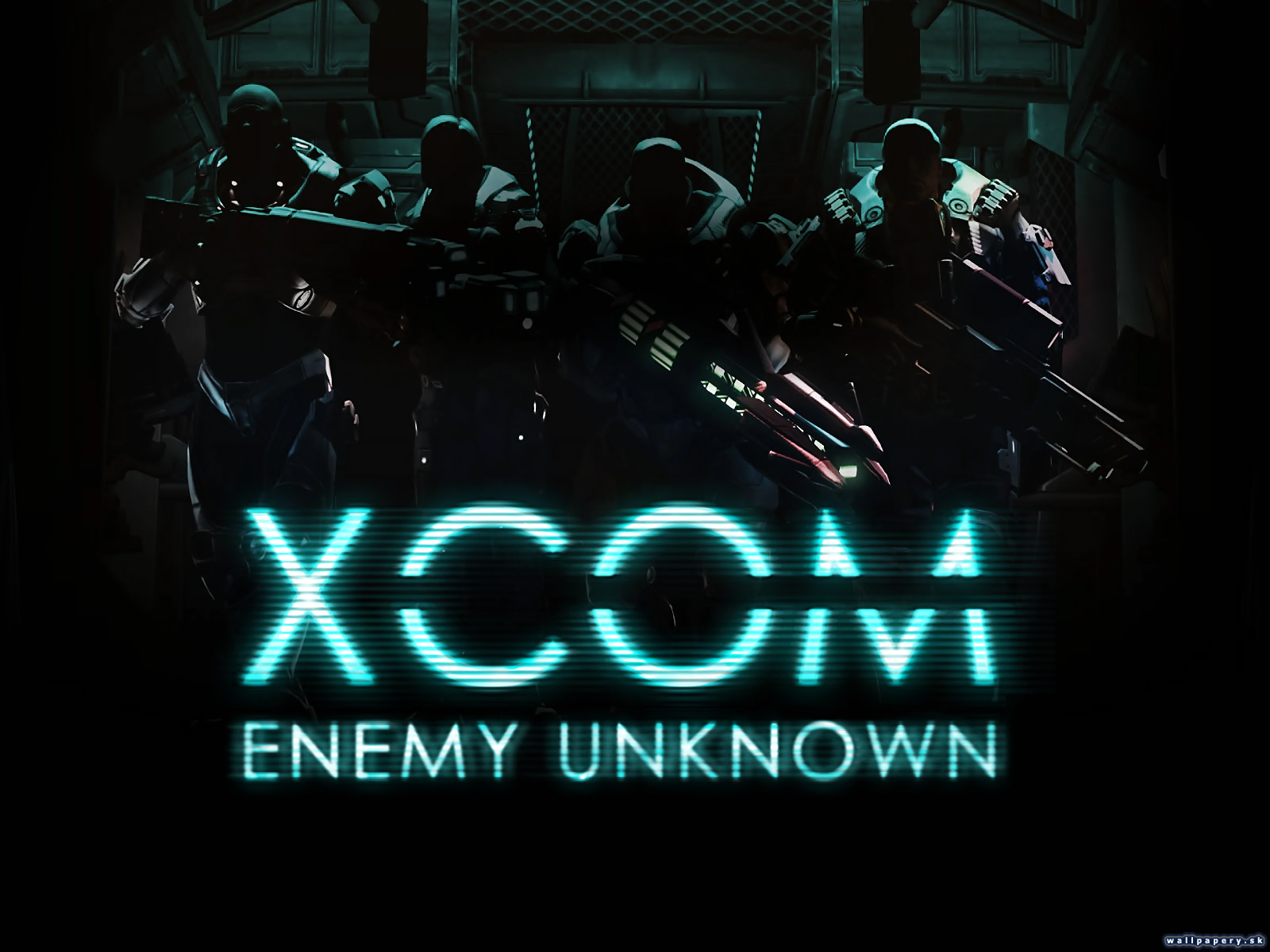 XCOM: Enemy Unknown - wallpaper 5