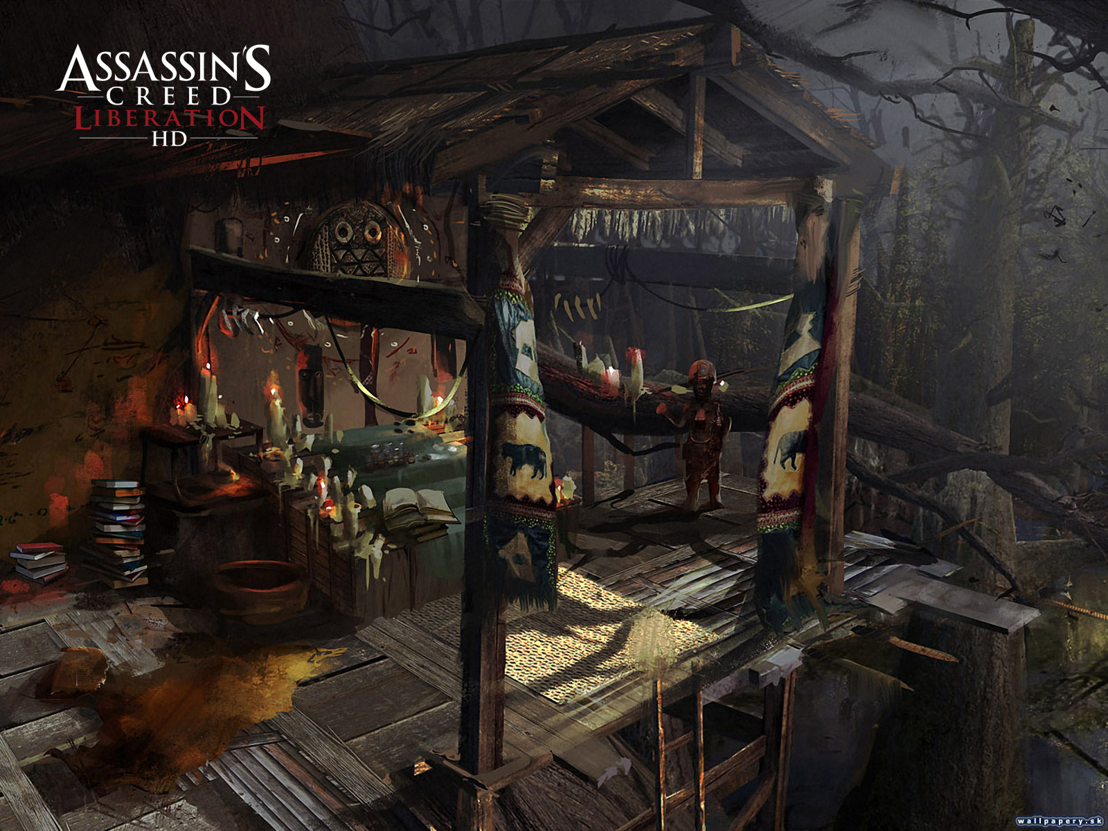 Assassins Creed Liberation HD  Wallpaper 3 ABCgamessk