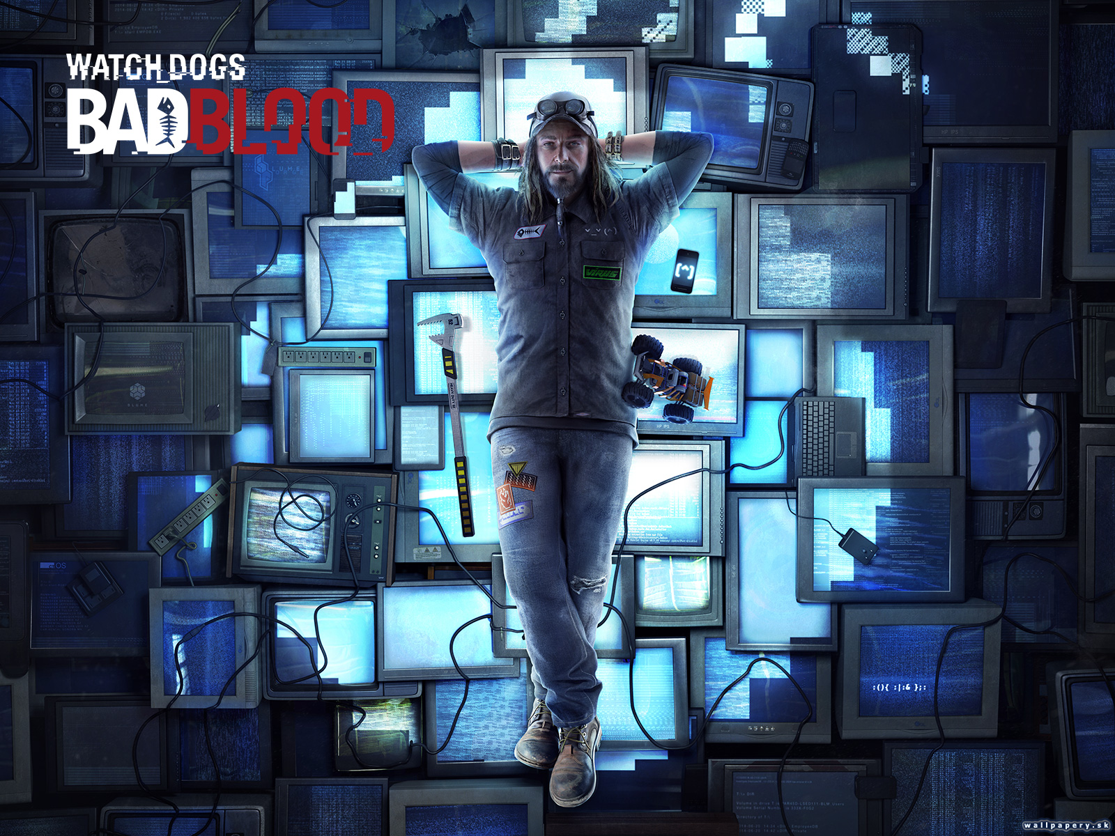 Watch Dogs: Bad Blood - wallpaper 1