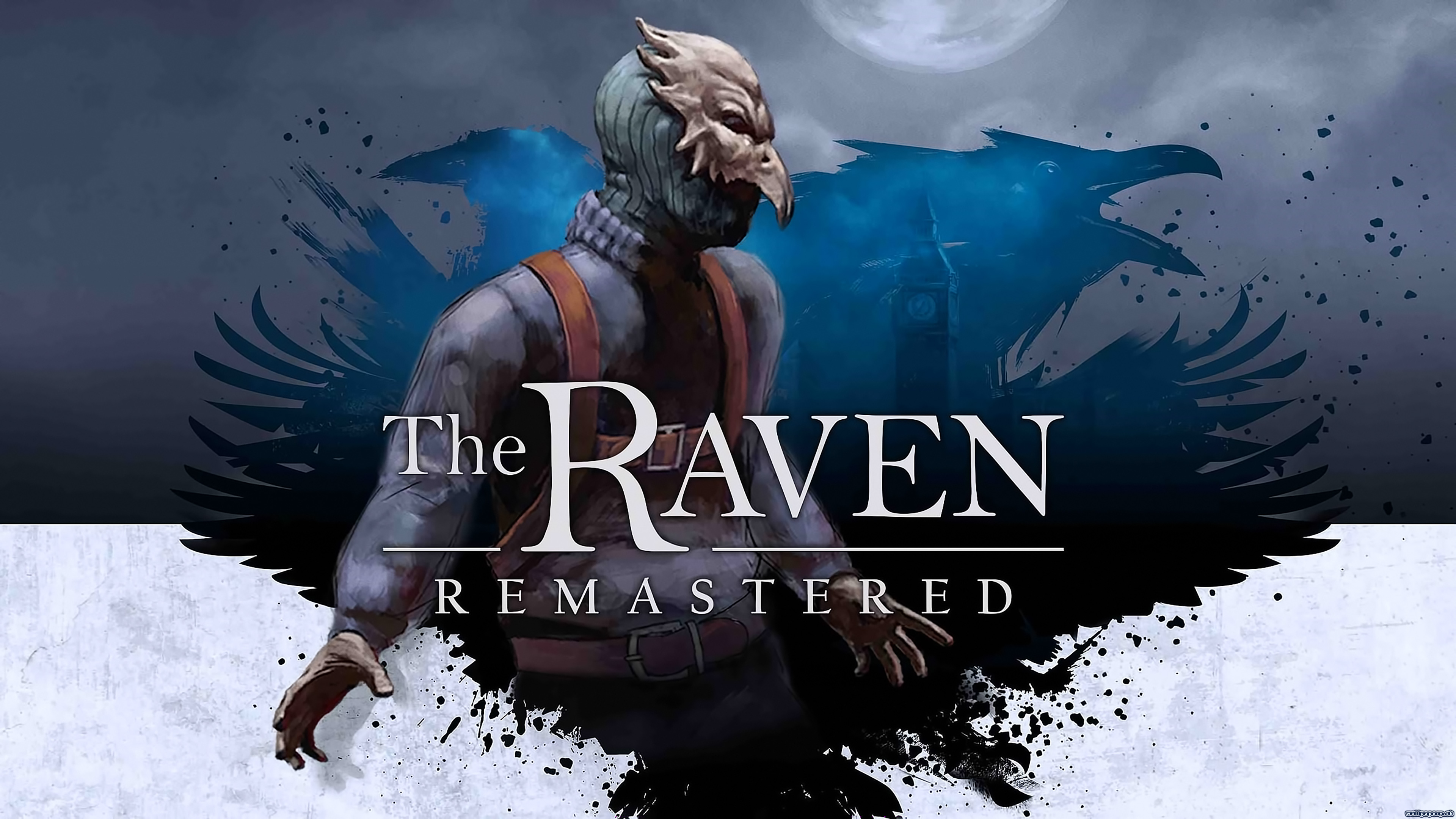 The Raven Remastered - wallpaper 1