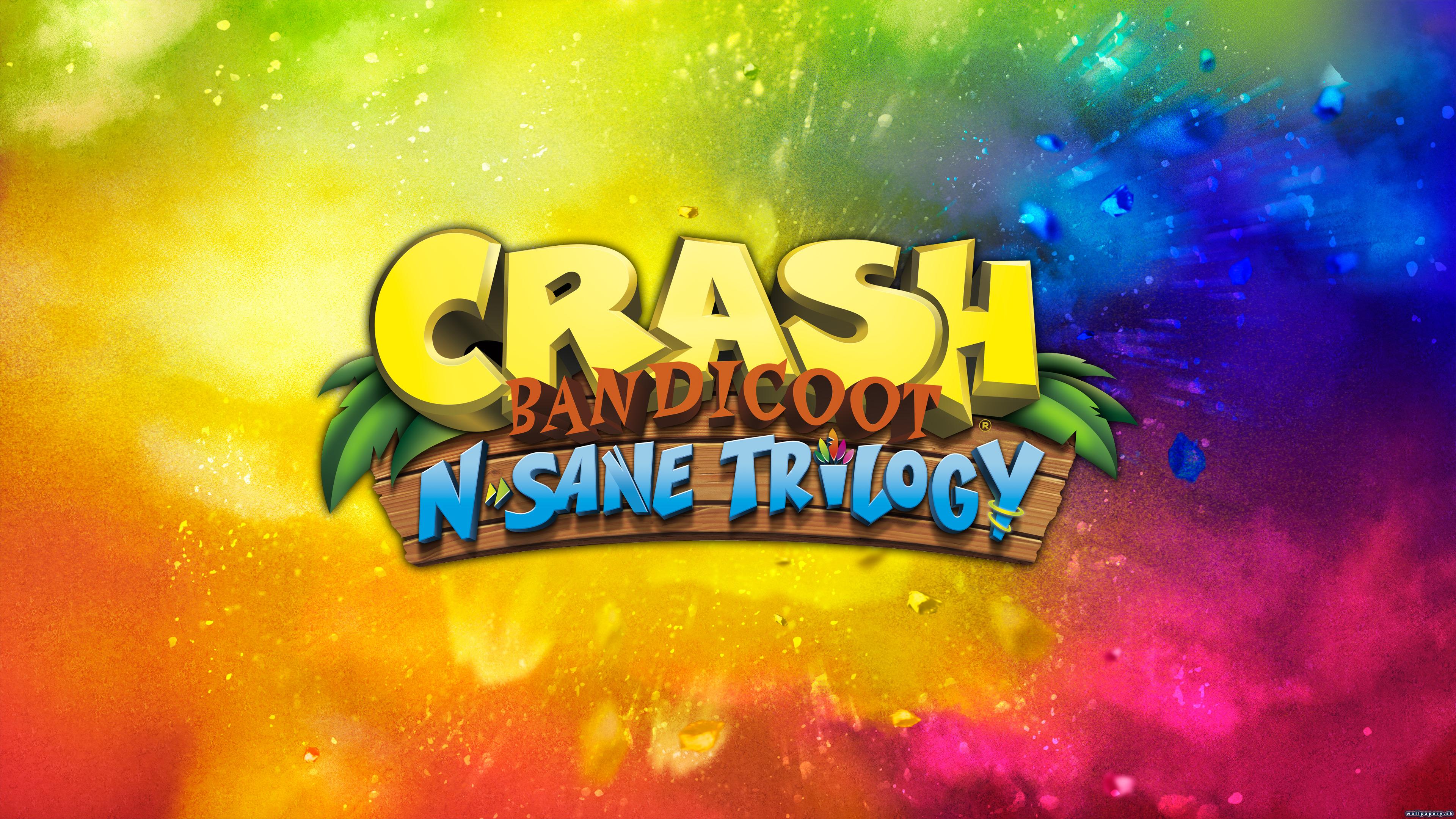 Crash Bandicoot N Sane Trilogy Wallpaper 3 Abcgames Sk