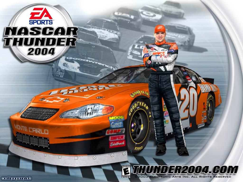 Nascar thunder 2004 xbox comparevideogamesorg