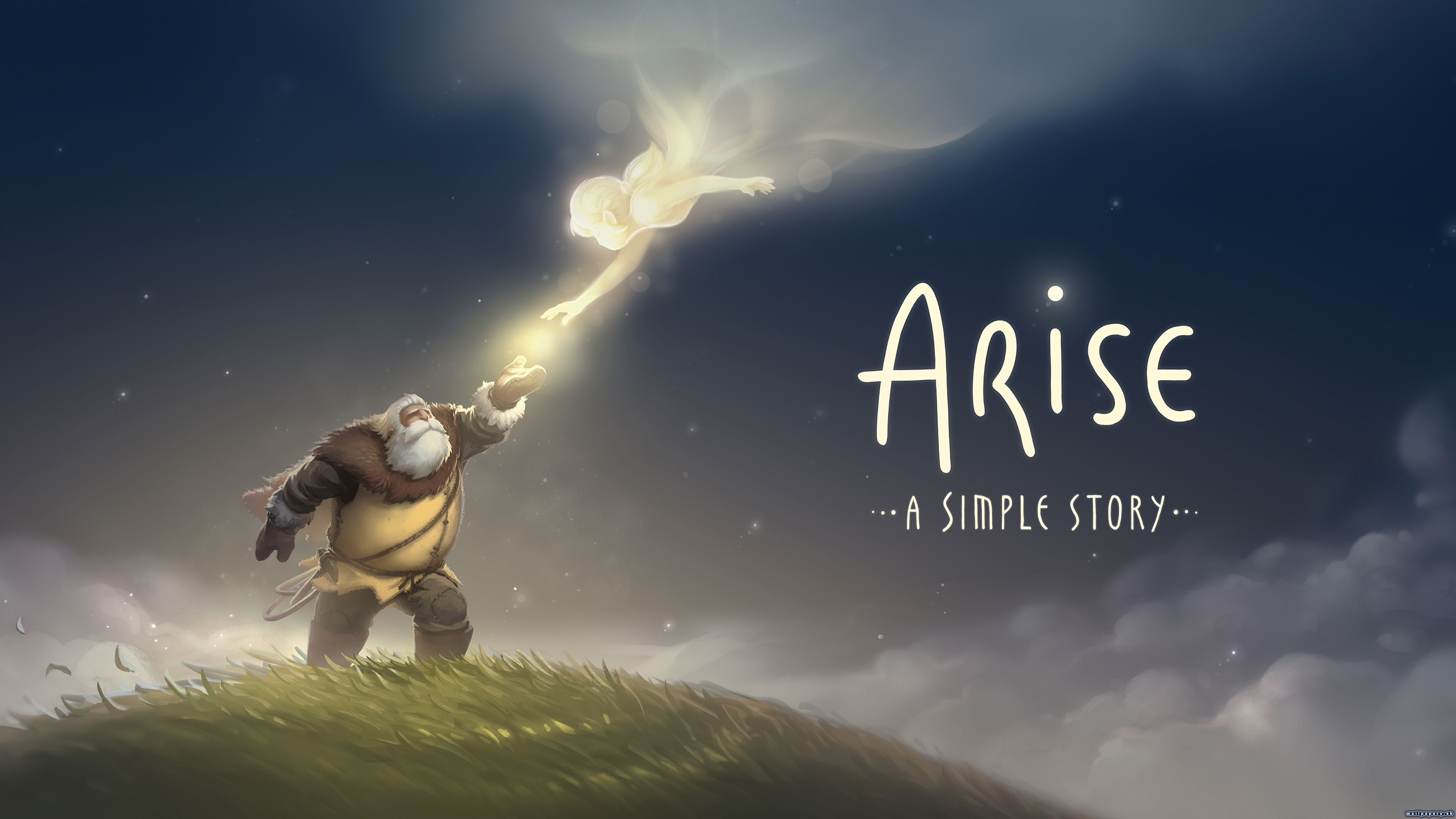 Arise: A Simple Story - wallpaper 1
