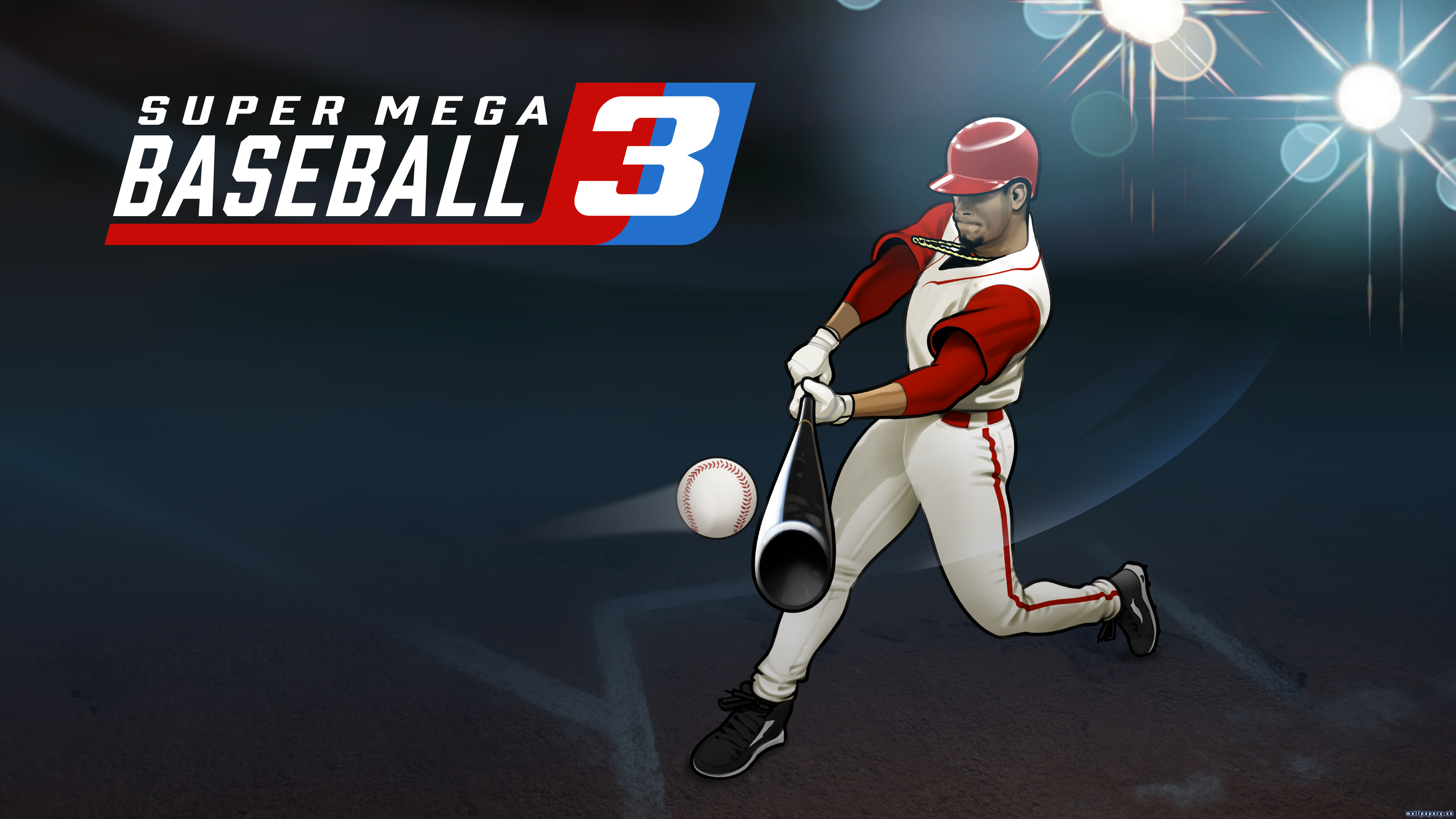 Super Mega Baseball 3 - wallpaper 1