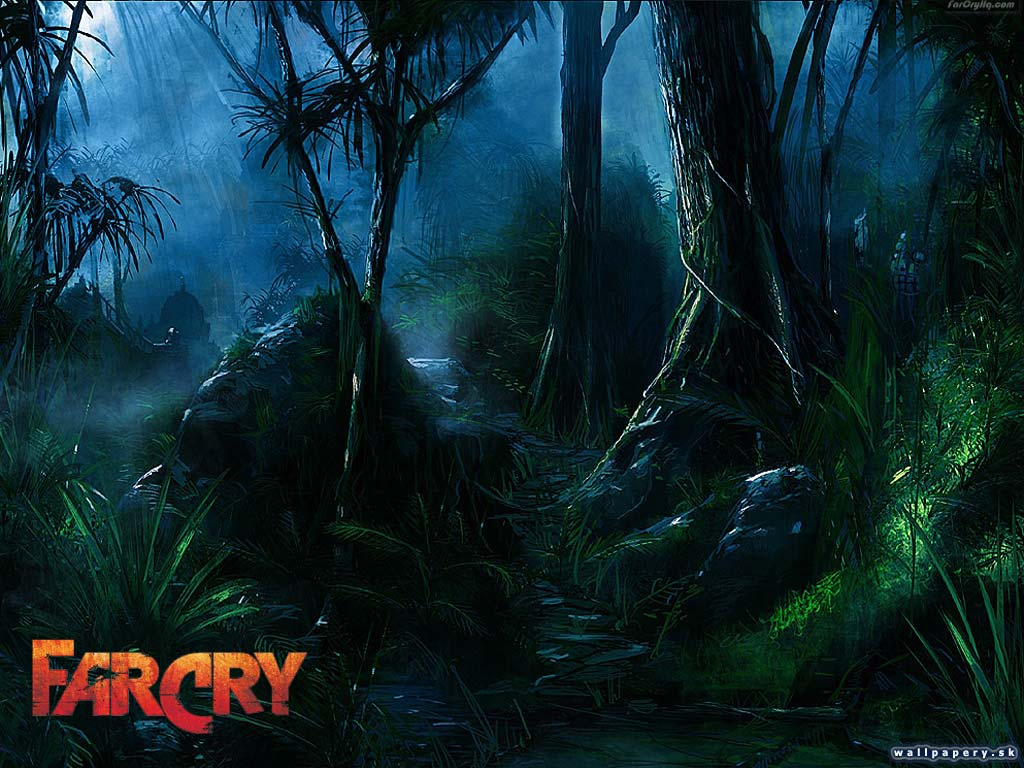 Far Cry - wallpaper 2