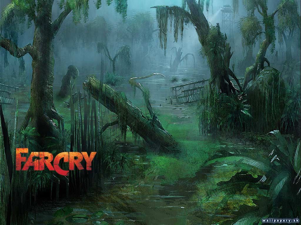 Far Cry - wallpaper 3