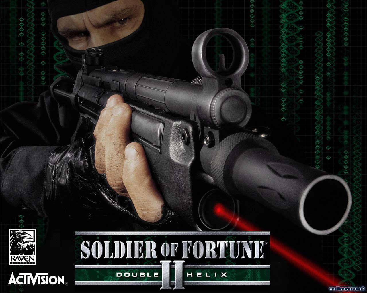 Soldier of Fortune 2: Double Helix - wallpaper 2