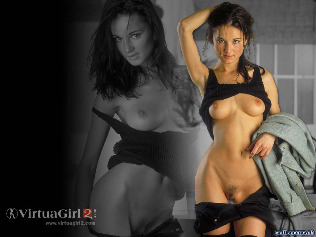 Virtuagirl 2 - wallpaper 4
